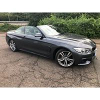 2014 BMW 420 d M Sport - Low Mileage