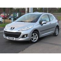 2010 Peugeot 207 1.4 Verve - LOW MILEAGE