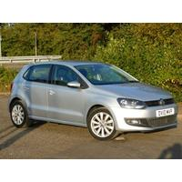 2010 Volkswagen Polo 1.4 SEL - One Owner