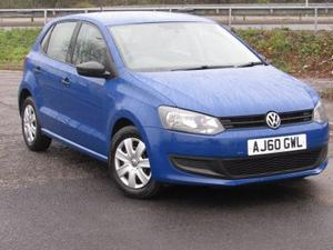 2010 Volkswagen Polo 1.2 S - Low Mileage