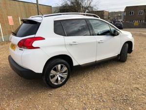2014 Peugeot 2008 1.2 VTi Allure - Low Mileage