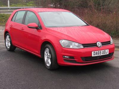 2015 Volkswagen Golf 1.6 TDi BlueMotion Match Auto