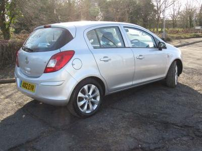 2012 Vauxhall Corsa 1.2 Active - SOLD